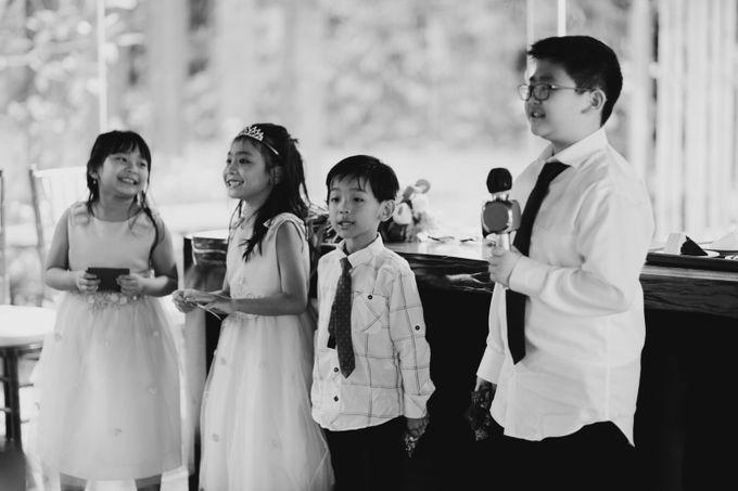 Intimate Bali Wedding of Willy & Dewi by Lentera Wedding - 029