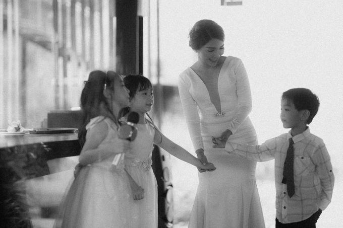 Intimate Bali Wedding of Willy & Dewi by Lentera Wedding - 030