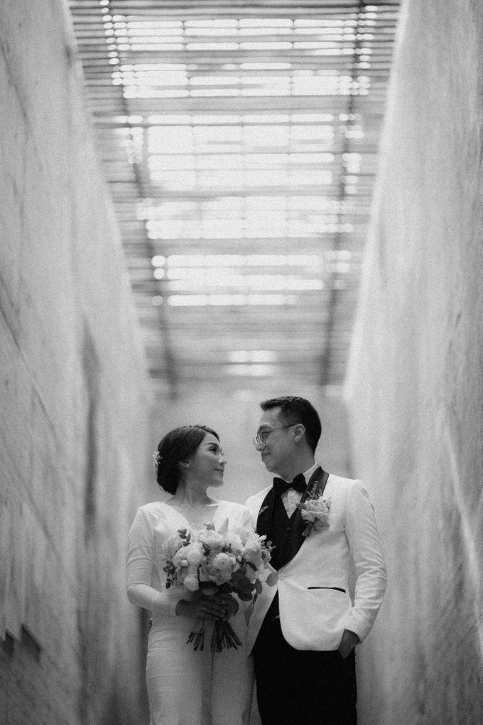 Intimate Bali Wedding of Willy & Dewi by Lentera Wedding - 003