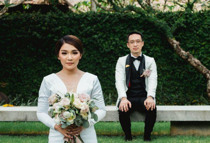 Intimate Bali Wedding of Willy & Dewi by Lentera Wedding - 004