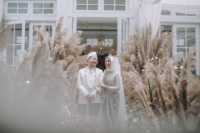 Mira & Yurian Wedding at The Manor Andara by Mirza Photography - 001