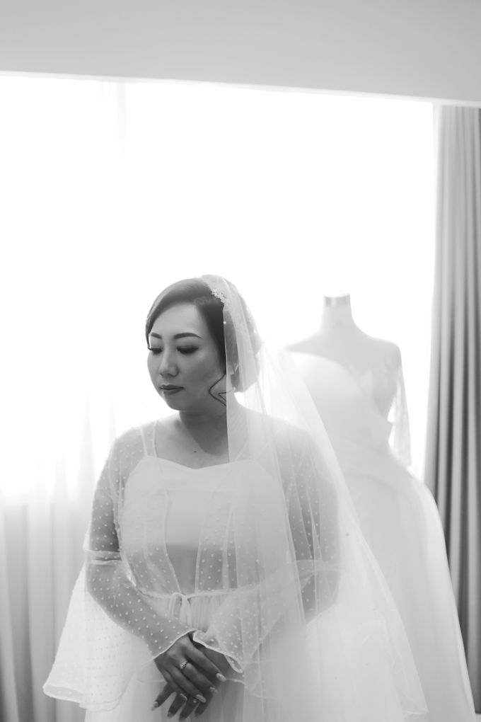 Justin + Melicia (Angke Restaurant Kelapa Gading) by Pure Organizer - 005