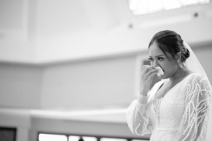 Genoveva & Jeremiah Wedding at The Avani BSD by Mirza Photography - 006