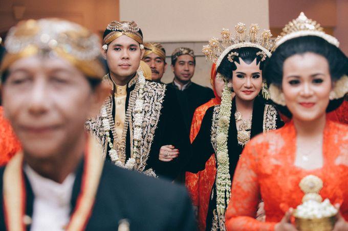 The Wedding of Nesha & Dito by Ahava by Bona Soetirto - 020