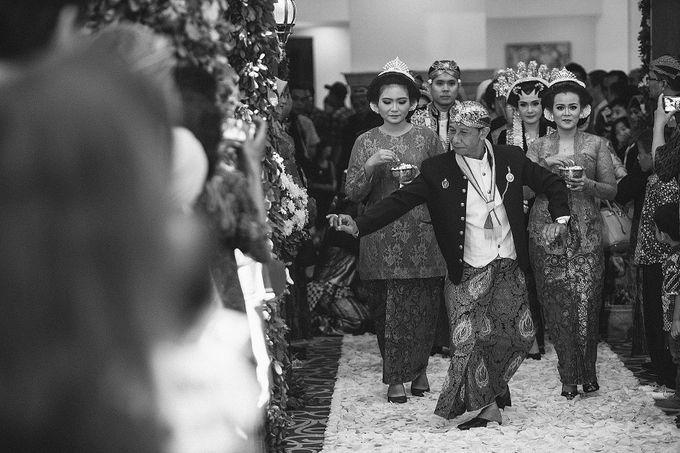 The Wedding of Nesha & Dito by Ahava by Bona Soetirto - 021