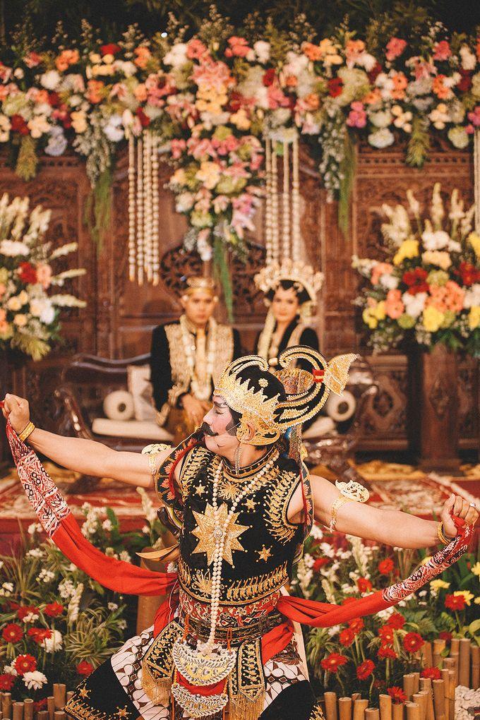 The Wedding of Nesha & Dito by Ahava by Bona Soetirto - 024