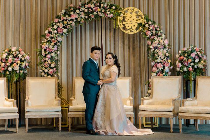 Wedding Intimate Ronald & Yohana by Oscar Organizer - 004