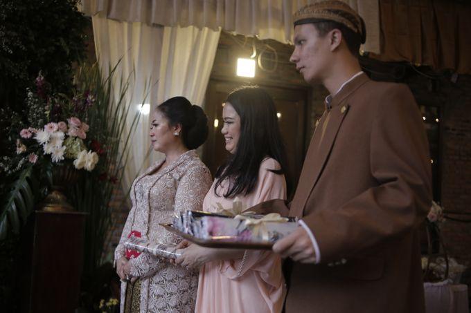Arini & Ariel Wedding by Hotel Borobudur Jakarta - 002