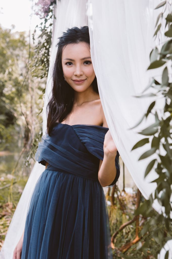 Wedding lookbook with Ohvola by The Glow BeautyBar - 011