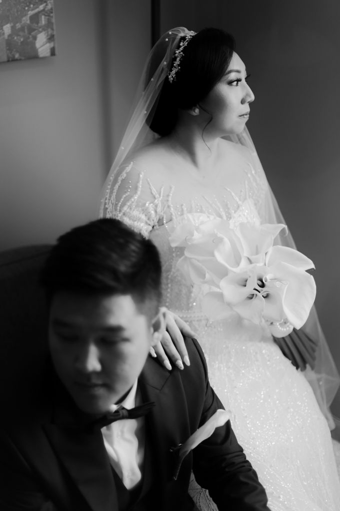 Justin + Melicia (Angke Restaurant Kelapa Gading) by Pure Organizer - 018
