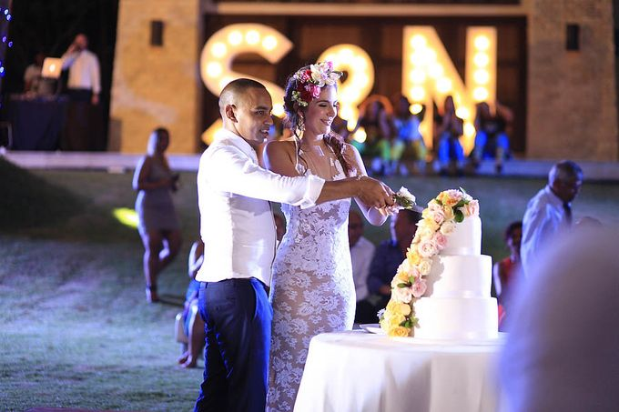 Wedding at Villa The Sanctuary in Canggu by Bali Tie d' Knot - 017