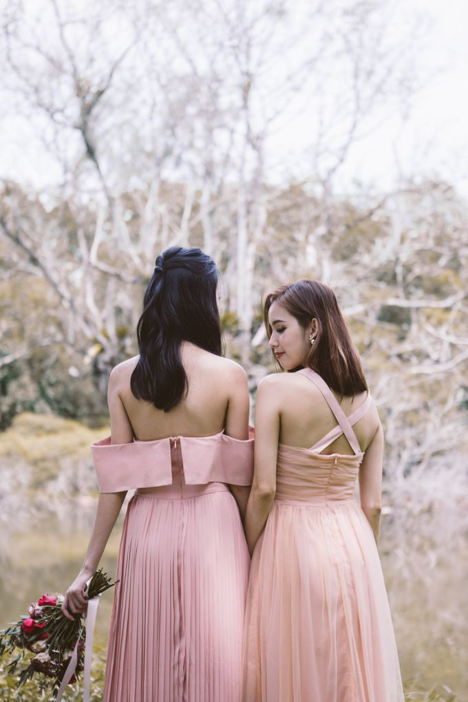 Wedding lookbook with Ohvola by The Glow BeautyBar - 013