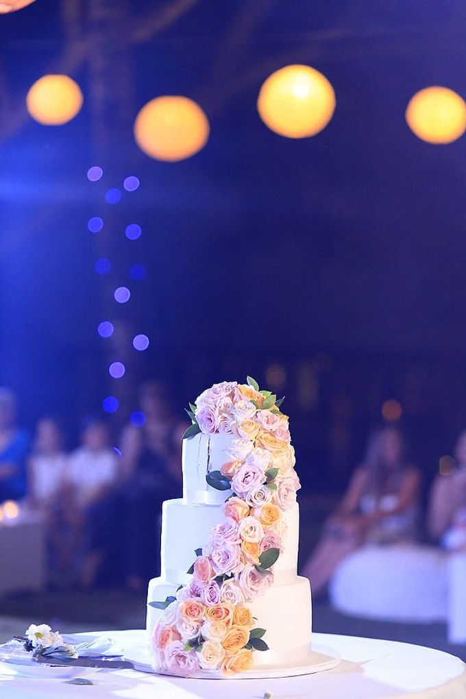 Wedding at Villa The Sanctuary in Canggu by Bali Tie d' Knot - 018