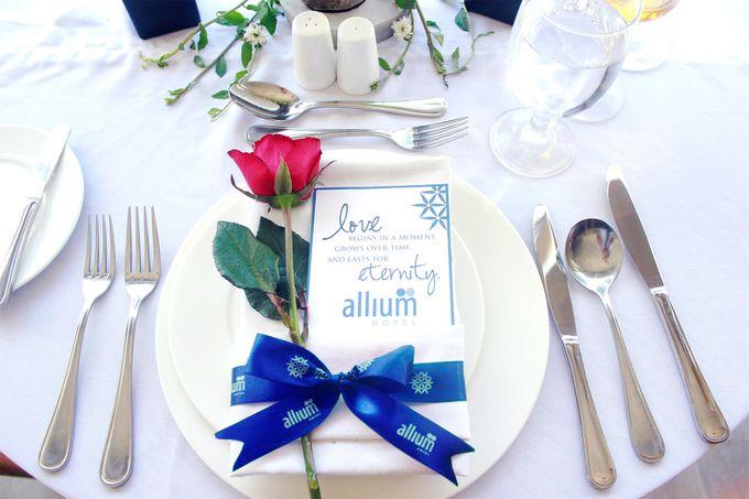 Wedding Experience by Allium Tangerang Hotel - 010