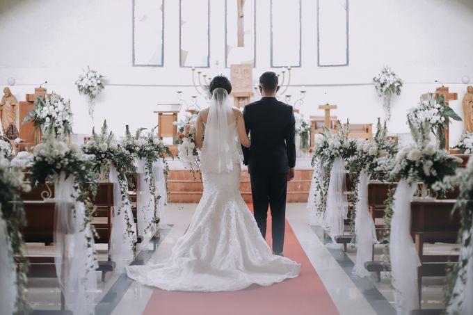 Anggrit & Yoga Wedding at Gereja ST. Matias by Mirza Photography - 020