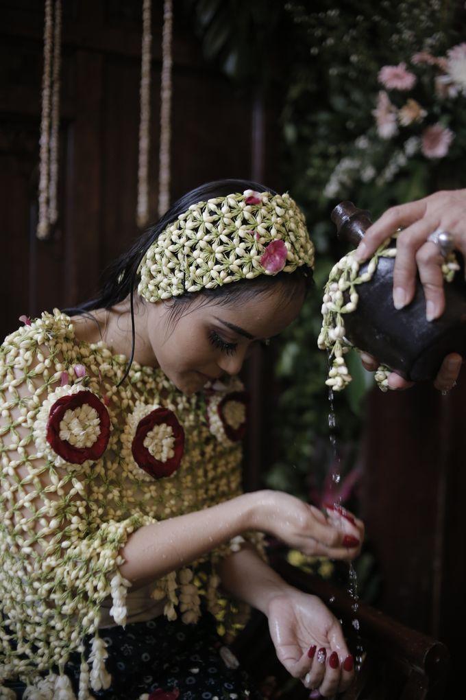 Arini & Ariel Wedding by Hotel Borobudur Jakarta - 003