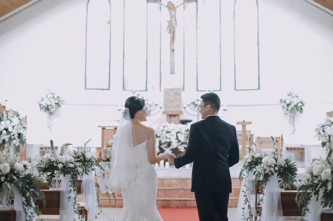 Anggrit & Yoga Wedding at Gereja ST. Matias by Mirza Photography - 021