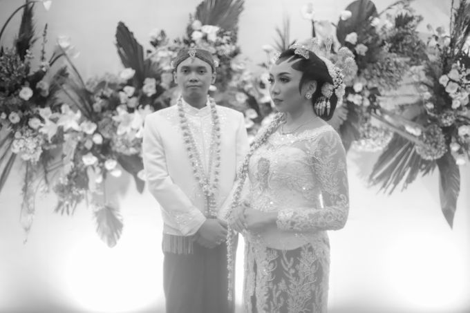 Vania & Febri Wedding at Pondok Indah Golf by Mirza Photography - 016