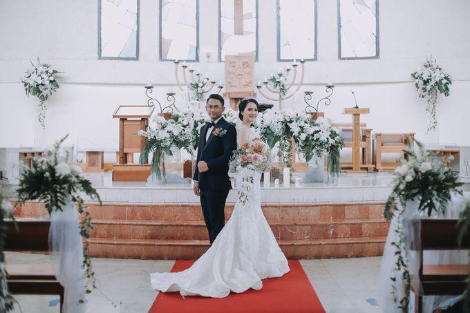Anggrit & Yoga Wedding at Gereja ST. Matias by Mirza Photography - 022