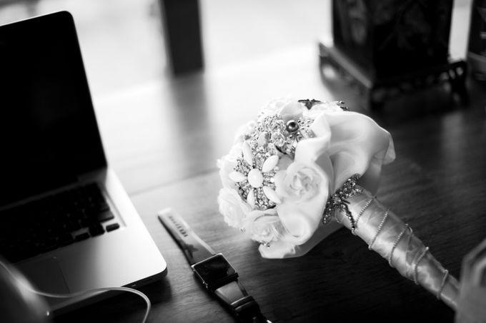 The Wedding of Ivi & Ian by Ahava by Bona Soetirto - 001