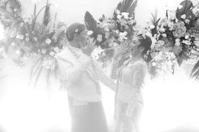 Vania & Febri Wedding at Pondok Indah Golf by Mirza Photography - 017