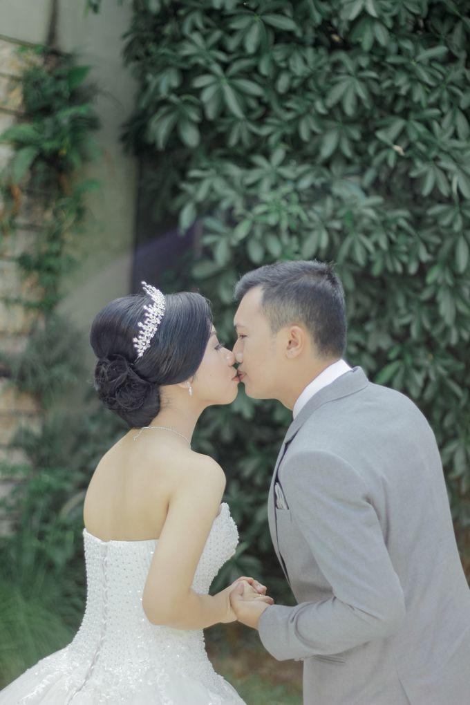 Wedding Photoshoot - Indra & Dea by FMS Photography - 002