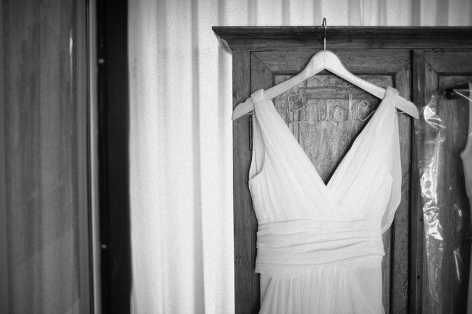 The Wedding of Ivi & Ian by Ahava by Bona Soetirto - 005