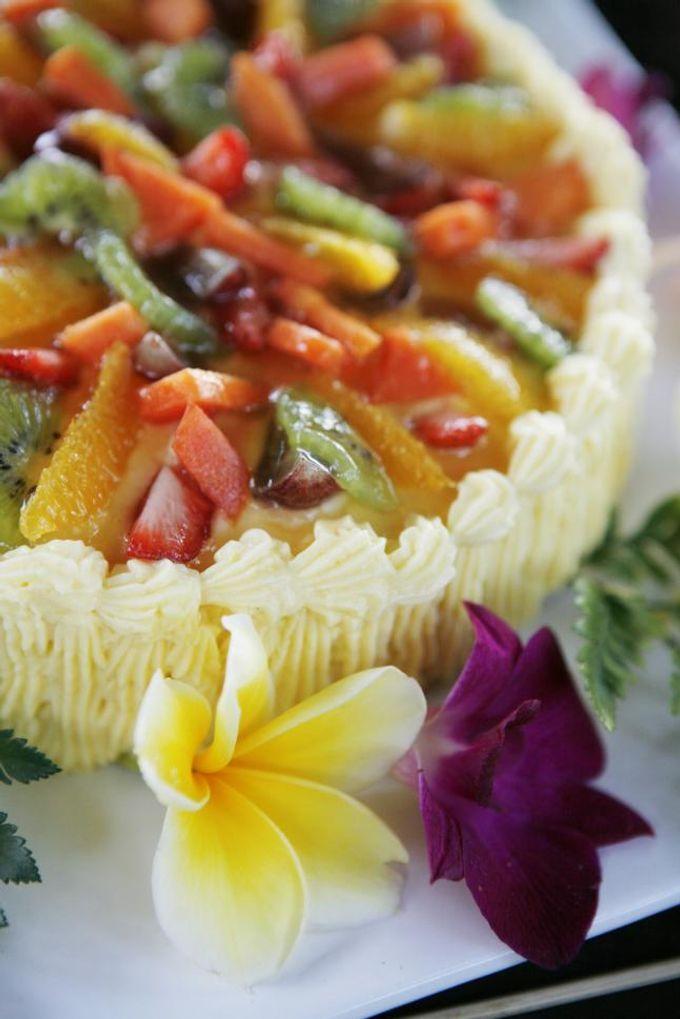 Wedding Cake by Meliá Bali Indonesia - 001