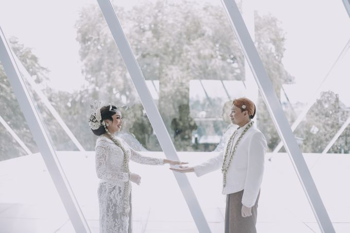 Vania & Febri Wedding at Pondok Indah Golf by Mirza Photography - 019