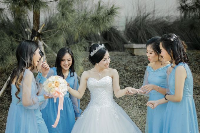 Wedding Photoshoot - Indra & Dea by FMS Photography - 010