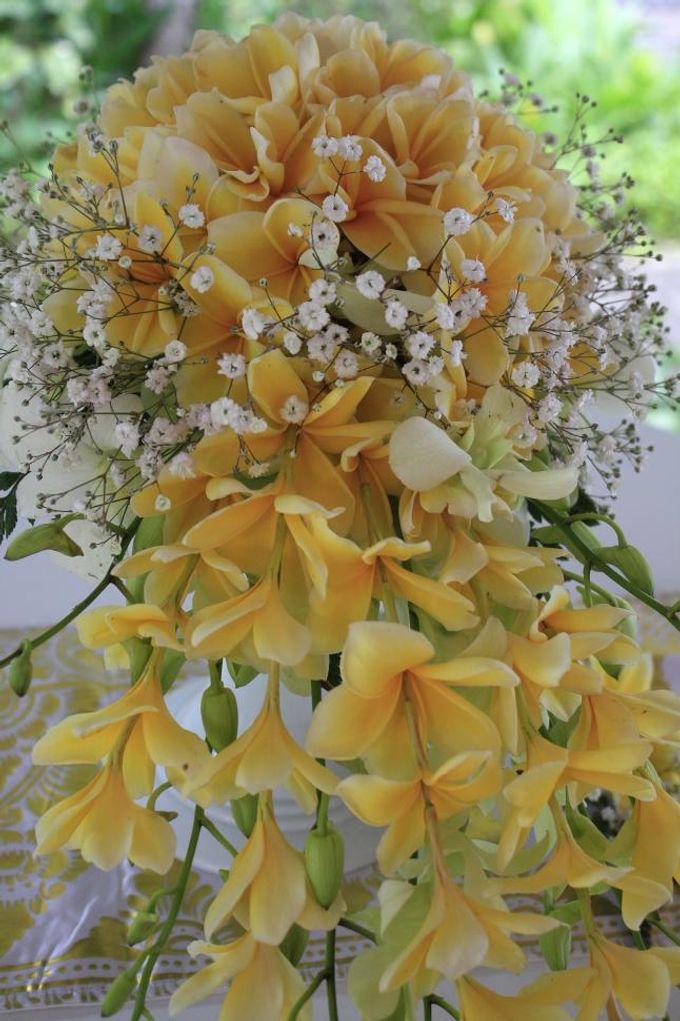 Flowers Decoration by Meliá Bali Indonesia - 001