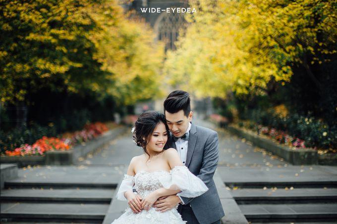 Bride - Eva by Keziah Shierly Makeup Artist - 001