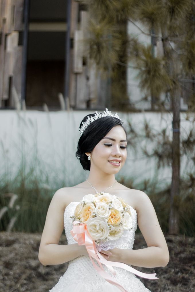 Wedding Photoshoot - Indra & Dea by FMS Photography - 007
