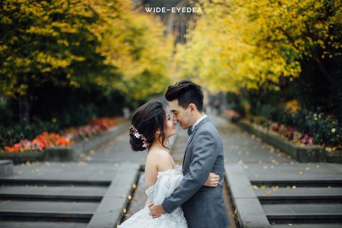 Bride - Eva by Keziah Shierly Makeup Artist - 002