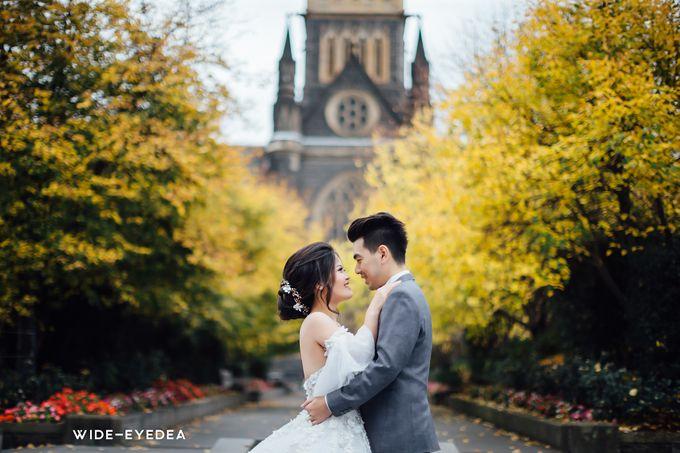 Bride - Eva by Keziah Shierly Makeup Artist - 003