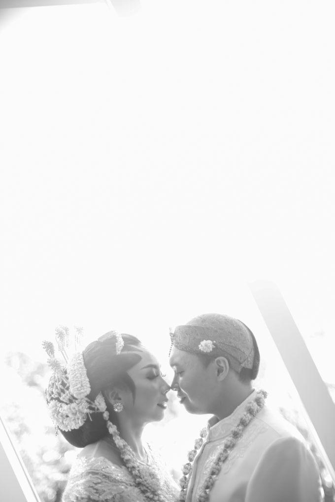 Vania & Febri Wedding at Pondok Indah Golf by Mirza Photography - 021