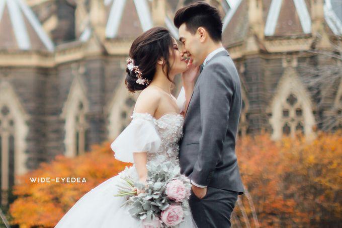 Bride - Eva by Keziah Shierly Makeup Artist - 004