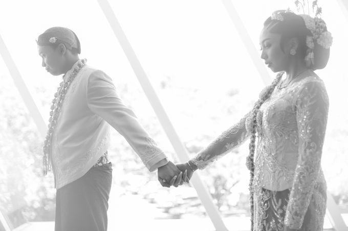 Vania & Febri Wedding at Pondok Indah Golf by Mirza Photography - 020