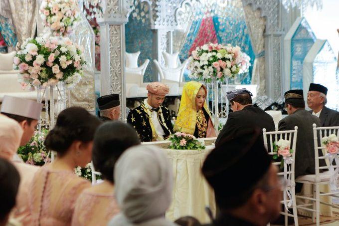 Arvia & Barri Adat Minang by Royal Kuningan Jakarta - 002