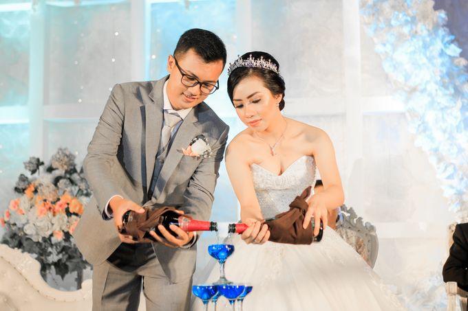 Wedding Photoshoot - Indra & Dea by FMS Photography - 003