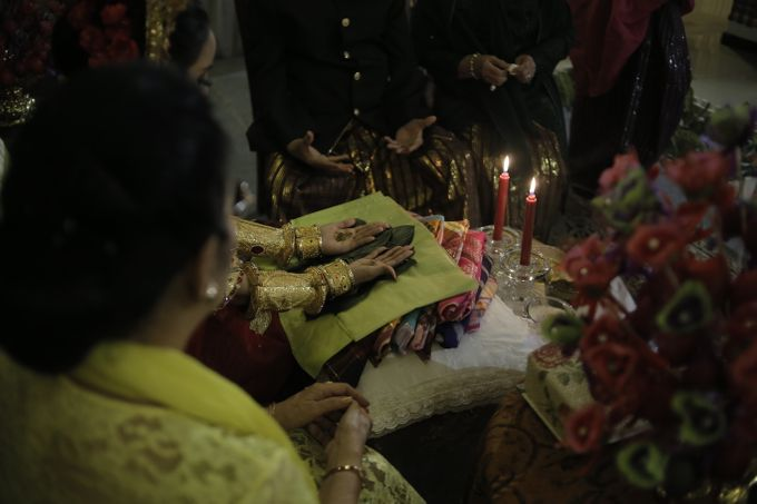 Arini & Ariel Wedding by Hotel Borobudur Jakarta - 004