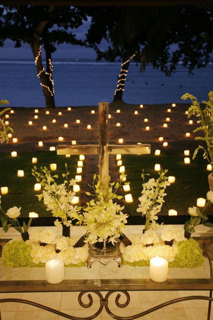 Flowers Decoration by Meliá Bali Indonesia - 002