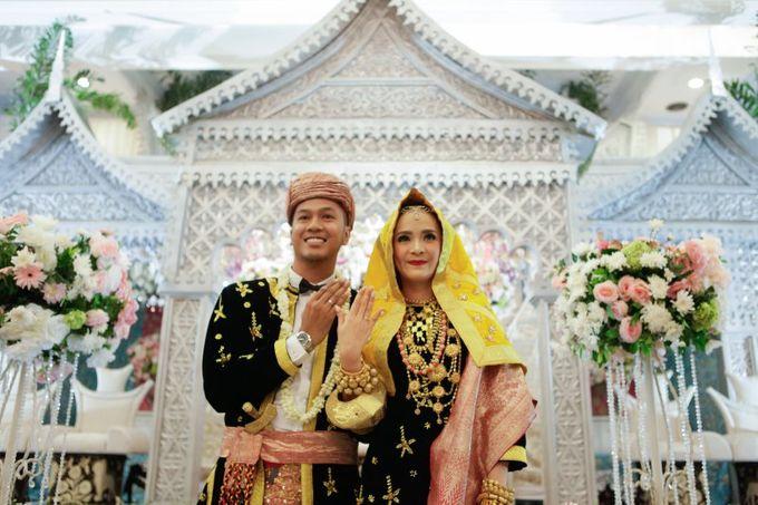 Arvia & Barri Adat Minang by Royal Kuningan Jakarta - 001