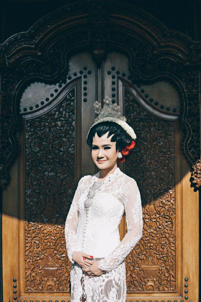 The Wedding of Nesha & Dito by Ahava by Bona Soetirto - 003