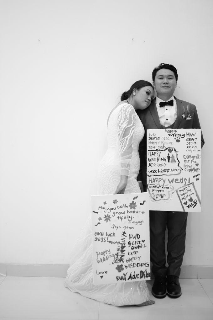 Genoveva & Jeremiah Wedding at The Avani BSD by Mirza Photography - 012