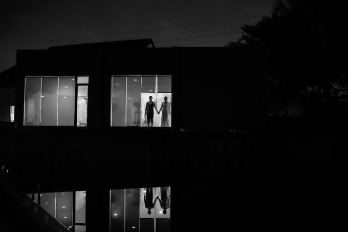 Genoveva & Jeremiah Wedding at The Avani BSD by Mirza Photography - 014