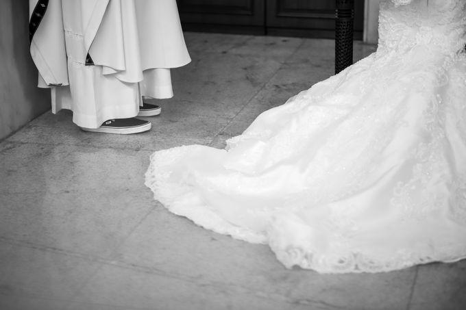 Anggrit & Yoga Wedding at Gereja ST. Matias by Mirza Photography - 025