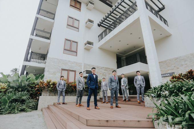 Neal & Pat Wedding at Antonios Tagaytay by Honeycomb PhotoCinema - 003