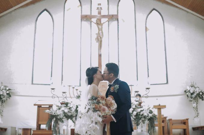 Anggrit & Yoga Wedding at Gereja ST. Matias by Mirza Photography - 026