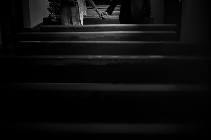 Anggrit & Yoga Wedding at Gereja ST. Matias by Mirza Photography - 027